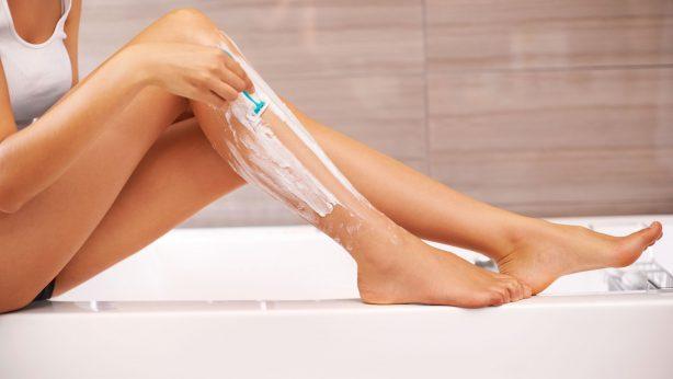 Mi truco. ¿Cómo mantener las piernas suaves hasta mucho después del afeitado?
