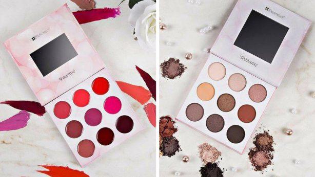 BH Cosmetics Shaaanxo: una paleta de sombras de ojos y labiales <3